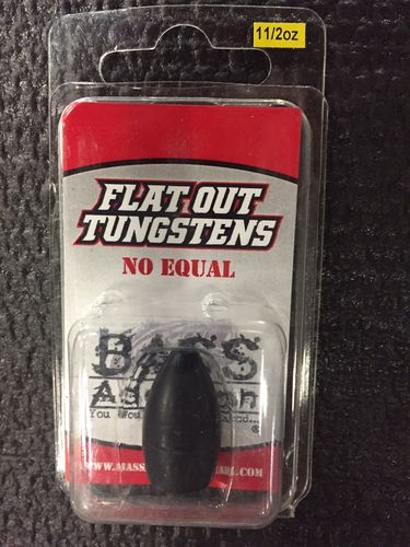 FLAT OUT TUNGSTENS - 1 1/2oz