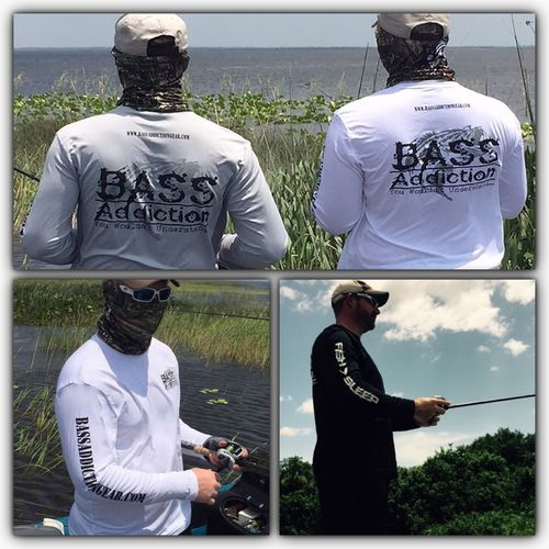 MEN'S WHITE FISH > SLEEP COTTON LONG SLEEVE
