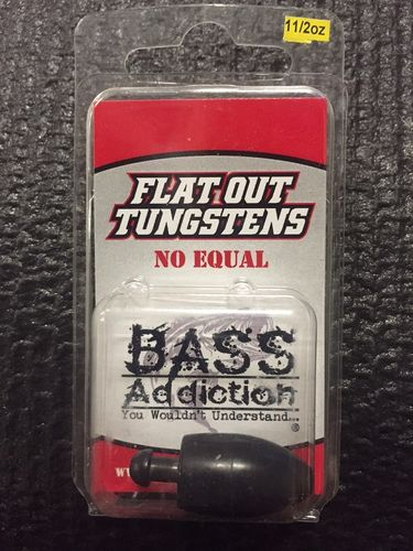 FLAT OUT TUNGSTEN- SKIRTED PUNCH WEIGHT- 1 1/2oz