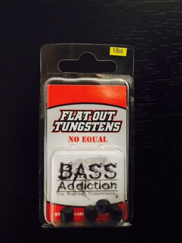 FLAT OUT TUNGSTEN- BARREL WEIGHT- 1/8oz