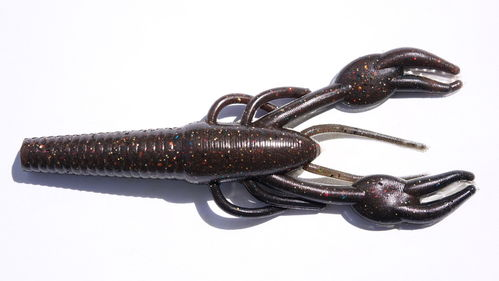 MEGA MAT CRAW - CUSTOM COLOR- 4 BAGS