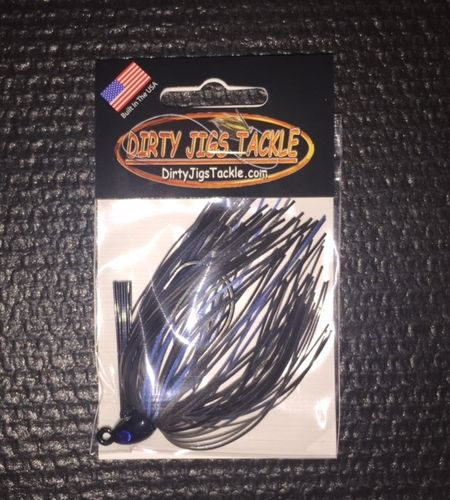 DIRTY JIGS- SWIM JIG- HEMATOMA