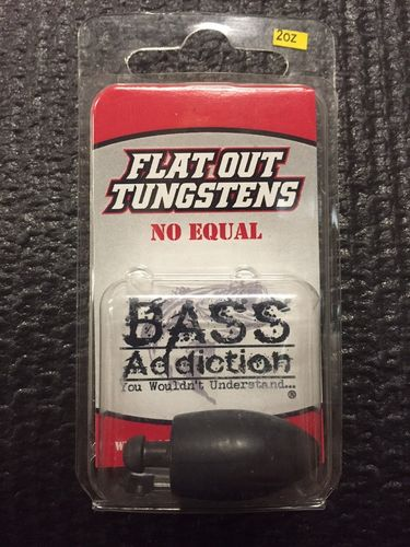 FLAT OUT TUNGSTEN- SKIRTED PUNCH WEIGHT- 2oz