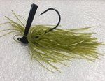 HARDCORE JIGS- SWIM JIG- WATERMELON SEED