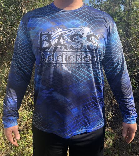 BASS ADDICTION SPOTLIGHT - POLY LONG SLEEVE